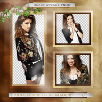 +Photopack png de Anna Kendrick. by MarEditions1