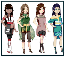 Naruto Adopts Batch 2 OPEN by AquAlannis