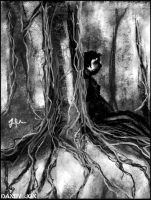 The Tree's Roots Wait Patiently To Pull Me Down by Dandy-Jon