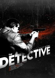 The Detective Movie Poster by kanshave