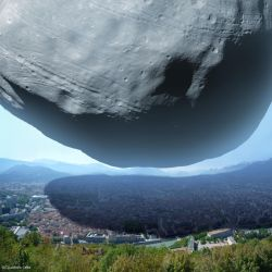 The scale of Phobos by Ludo38