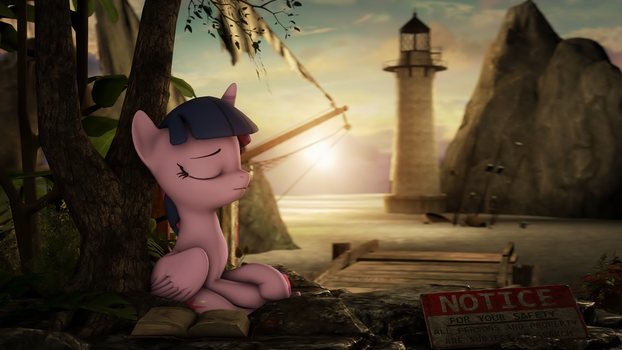 Twilights Rescue by RedAceOfSpades