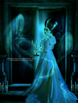 The Bride of Frankenstein by MysticSerenity
