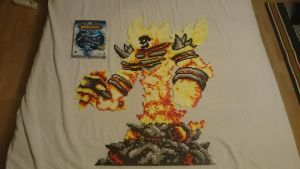 Ragnaros - World of Warcraft by MagicPearls