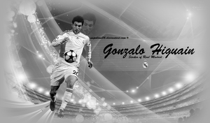 Gonzalo Higuain Wallpaper by napolion06