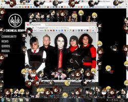 MCR Shimeji full pack for Windows 7 and XP by Floorsucker
