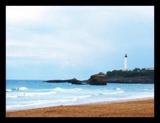 biarritz by johncirus