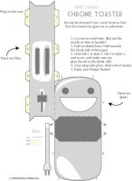 Toaster Toaster by ixellent
