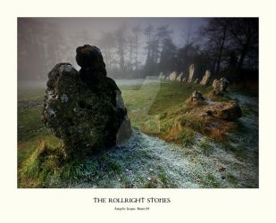 The Rollright Stones by ArwensGrace