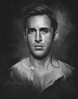 Ryan Gosling by Thubakabra