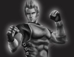 Jacky Bryant from VF4 by VirtuaAngel
