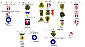 2nd Army Bases-North-1980 by cptlfrghtr