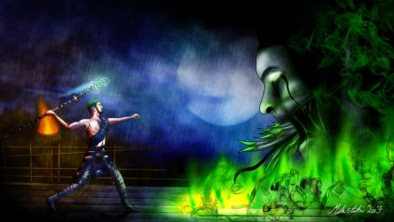 Septicart - The Battle Against Anti by Mikastaki