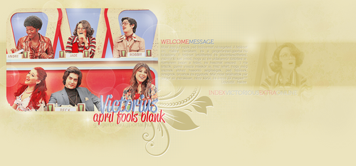 victorious psd header by AnneyLala
