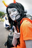 Vriska God Tier by Taous