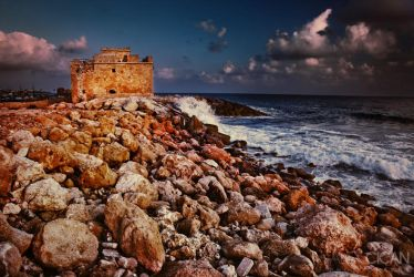 Medieval Castle by sican