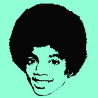 young michael jackson by schinz0
