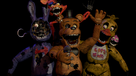 The Withereds by Endoskeleton64