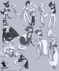 71318 LIVESTREAM Sketch commissions by KenDraw