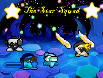 The Star Squad 1st Pic by BoltBlades12