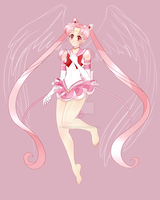 Eternal Sailor Chibi Moon by AliceScythe