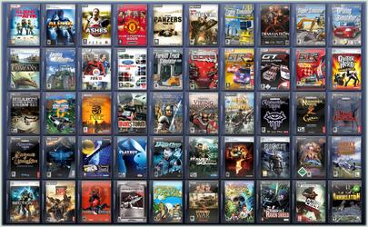 Game Icons 24 by GameBoxIcons