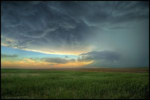 Last Chance Storm by FramedByNature