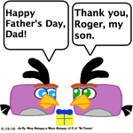 Roger- Happy Father's Day by Mario1998