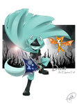 Dust: An Elysian Tail by RadioMomo