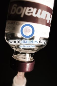 World Diabetes Day - 2017 by electricjonny