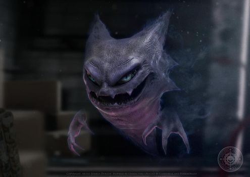 Haunter by JoshuaDunlop