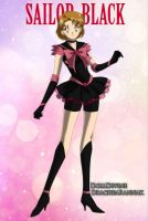 Sailor Cure Black by itzelora