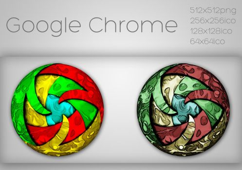 Google Chrome 58 by xylomon