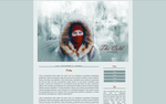 The Cold Of Winter - blogger template by SerafineBaquet