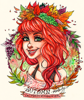 AUTUMN Melody by ZARINAABZALILOVA