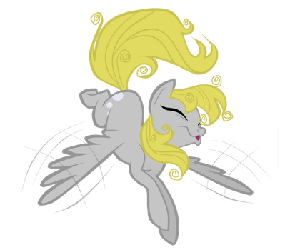 Whistle Derpy by ToxicKittyCat
