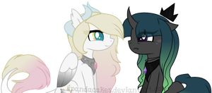 Sisters by iPandacakes