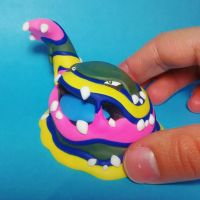 Alolan Muk Pokemon Sun Pokemon Moon Clay