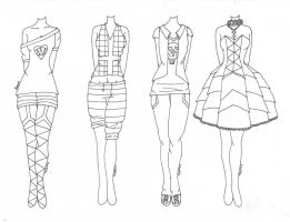 Rennie~ (Outfit Designs) by Lovepiko