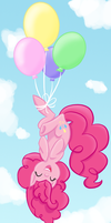 Pinkie Party by xxStrawberry