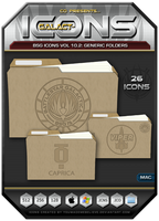 BSG Icons Vol 10.2 by CQ - OSX by BSG75
