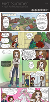 First Summer - A Rijon Adventures Nuzlocke [Pg. 4] by Krisantyne