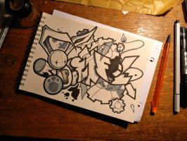 Penfold 2 by EUKEE