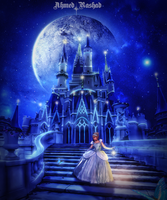cinderella by Ahmed-Rashad-Art