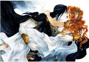 - Agape - Hades and Persephone - by ooneithoo