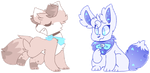 .:smol pokemon adopts (closed):. by LilliePuff