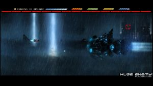 HUGE ENEMY WORLDBREAKER -BLACK HAMMER BOSS2 LVL9 a by HugeEnemy