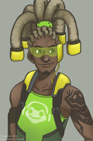 OW - Lucio by dragon-64