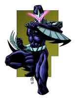 Darkhawk by SeanRM