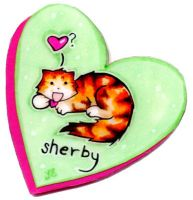 Sherby Magnet by Elomina